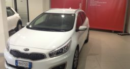 Kia Ceed Sportswagon SW FL 1,6 110 DS BUSINESS TT 17