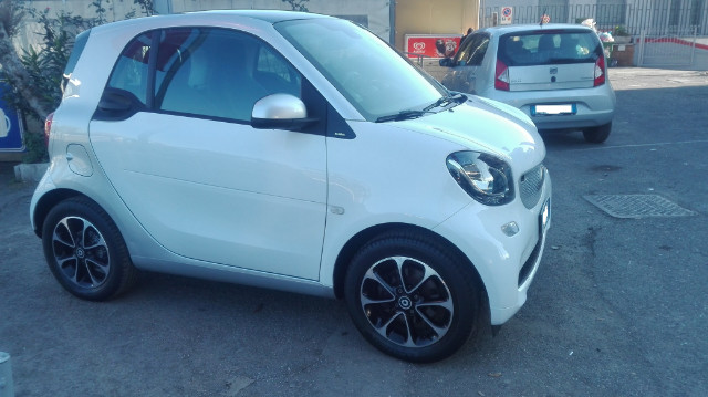 Smart ForTwo fortwo 70 1.0 twinamic Passion completo
