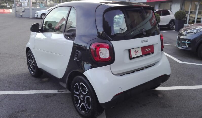 SMART FOR TWO 1.0 PASSION TWINAMIC completo