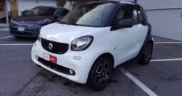 SMART FOR TWO 1.0 PASSION TWINAMIC